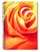 Abstract Rose 2 Spiral Notebook
