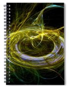 Abstract - The Ring Spiral Notebook