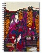 Abstracts 14 - The Deep Dark Woods Spiral Notebook