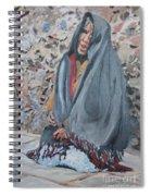 Abuela Solamente  Spiral Notebook