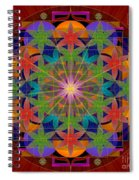 Abydos 2014 Spiral Notebook