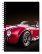Ac Cobra Spiral Notebook
