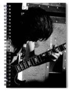 Ac Dc #27 Crop 2 Spiral Notebook