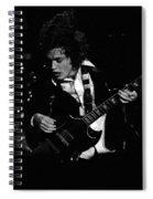 Ac Dc #39 Spiral Notebook