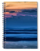 Acadia Sunrise Spiral Notebook