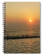 Acapulco Gold Spiral Notebook
