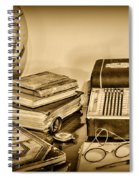 Accountant - It's All About The Numbers Spiral Notebook