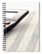 Accounting Spiral Notebook