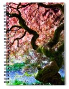 Acer Abstract Spiral Notebook