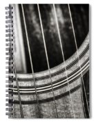 Acoustically Speaking Spiral Notebook