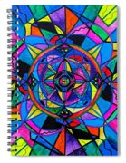 Activating Potential  Spiral Notebook