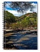 Acton California Spiral Notebook