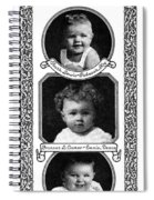 Ad Mellin's Baby Food Spiral Notebook