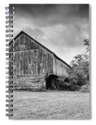 Adams County Barn 2923b Spiral Notebook