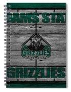 Adams State Grizzlies Spiral Notebook