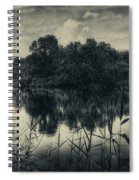 Adda River 3 Spiral Notebook