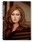 Adele Spiral Notebook
