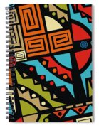 Perfect Imperfections IIv2 Spiral Notebook