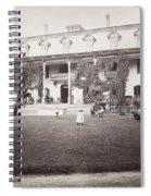 Adirondack Hotel, 1889 Spiral Notebook
