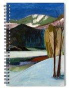 Adirondacks Spiral Notebook