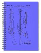 Adjustable Shotgun Choke Control Patent Spiral Notebook