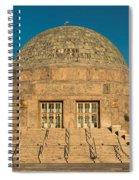 Adler Planetarium Chicago Il Spiral Notebook