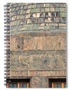 Adler Planetarium Signage Spiral Notebook
