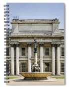Admirals House Spiral Notebook