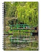 Admiring Inspiration Spiral Notebook
