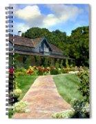Adobe Alamo Pintado Rideau Vineyards Spiral Notebook