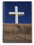Adobe And Cross Spiral Notebook