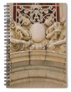 Adolphus Hotel - Dallas #5 Spiral Notebook