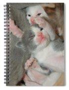 Adorable Siblings  Spiral Notebook