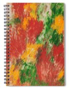 Advent Of Spring Spiral Notebook