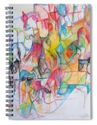 Tzadik 14 Spiral Notebook
