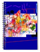 Benefit Of Concealment 1 One Spiral Notebook