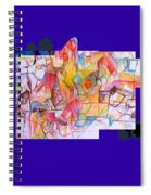 Benefit Of Concealment 1a 2nd Spiral Notebook