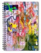 Benefit Of Concealment 1b Spiral Notebook