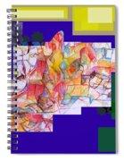 Benefit Of Concealment 2 Spiral Notebook