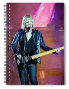 Aeosmith-tom Hamilton-00145 Spiral Notebook