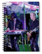 Aerosmith-brad-00134 Spiral Notebook