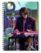 Aerosmith-joe Perry-00124 Spiral Notebook