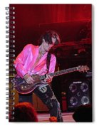 Aerosmith-joe Perry-00151 Spiral Notebook