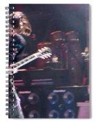 Aerosmith - Joe Perry - Dsc00052 Spiral Notebook