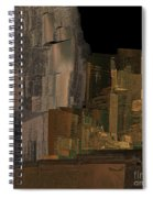 Afghanistan By Jammer Spiral Notebook