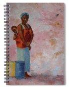 Africa Child Spiral Notebook
