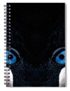 African Crowned Crane X2 Spiral Notebook