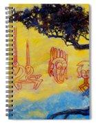 African Dream Spiral Notebook