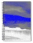 African Landscape Spiral Notebook