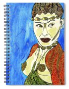 African Tribe Spiral Notebook